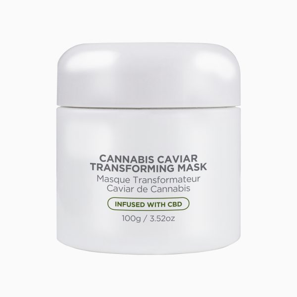 cannabis caviar transforming mask